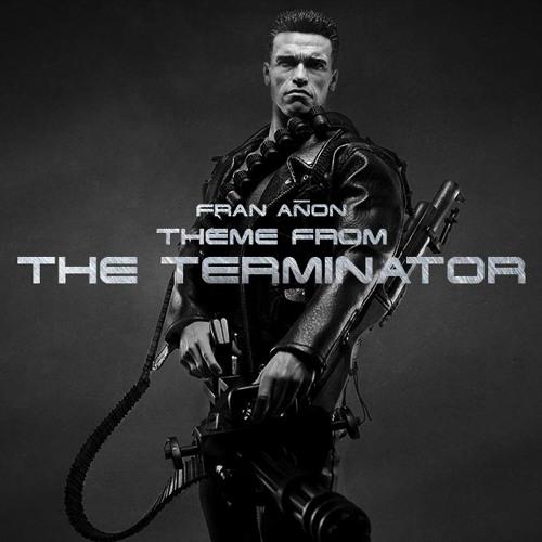 Fran Añón - Theme from The Terminator