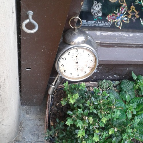 Binaural Stealth Recording: Clock Store, Prague