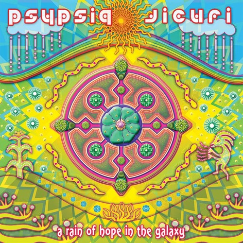 Psypsiq Jicuri - A Rain Of Hope In The Galaxy