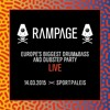 Eptic b2b Funtcase Live @ Rampage in Antwerp, BE (14.03.2015)