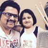 Piku - Bezubaan (cover) | By Ramya & Ritika (my daughter) as drummer