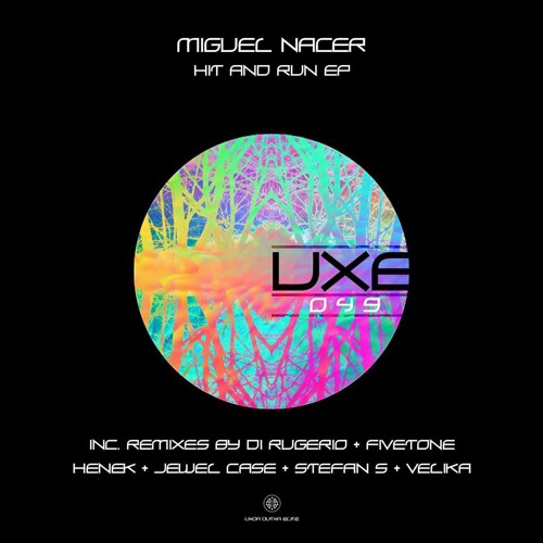 Hit and Run (Velika remix) - Miguel Nacer