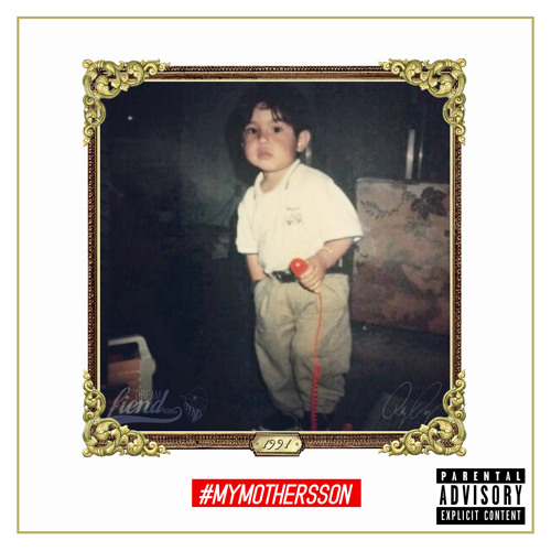 Ricky Perez – My Mother's Son EP
