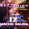 After Sauna Macho - Brussels Gay Pride 2015 By DJ Rafa Nunes