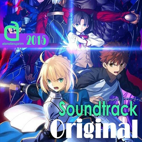Original #5. Face to Face - Fate/  Stay Night (UBW) |OST 2015