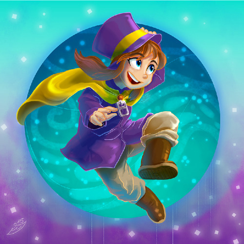 A Hat In Time OST - Clock Towers Beneath The Sea (Dream World theme