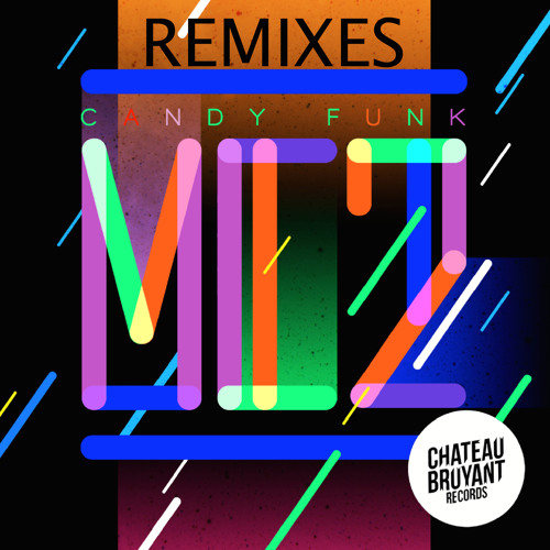 (GFH015) : MC2 - Candy Funk Remixes