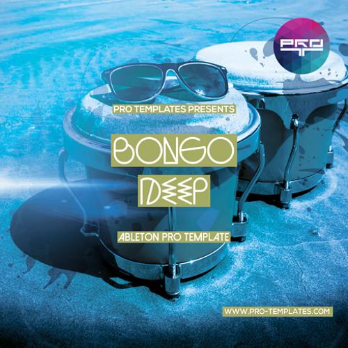 Bongo Deep Ableton Pro Template