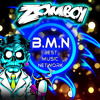 Zomboy Delirium Ft. Rykka (Far Too Loud Remix) B.M.N.