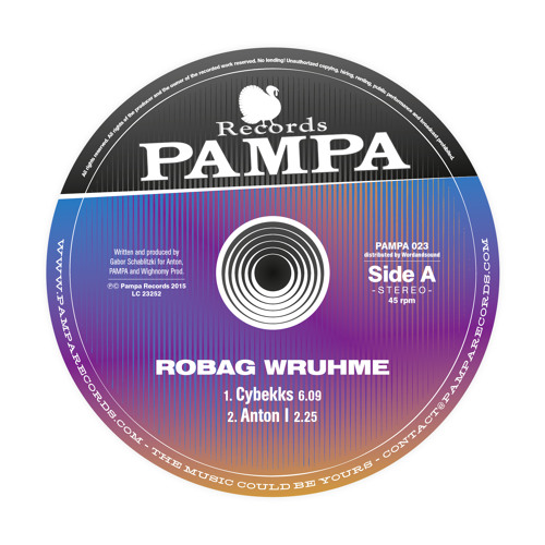 Robag Wruhme - Volta Cobby (Original Mix)
