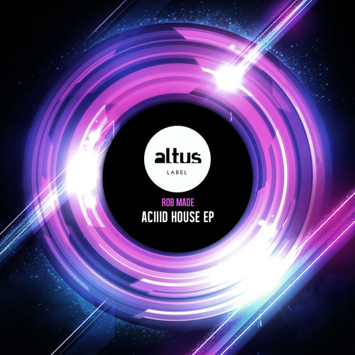 ALTUS02 - ROB MADE - YO, CHECK THIS OUT [ALTUS PROJECT] / OUT ON MONDAY 25TH MAY