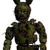 FNAF 3 Golden Freddy and SpringTrap minigame background audio