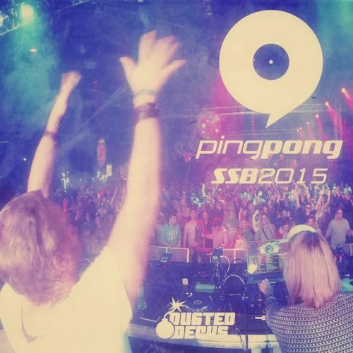 Pingpong Sputnik Springbreak 2015
