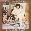 Claudio Baglioni -E tu come stai (Instrumental) JGonzalez
