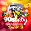 90'S BABY - OFFICIAL MIX CD - FRIDAY 12TH JUNE 2015