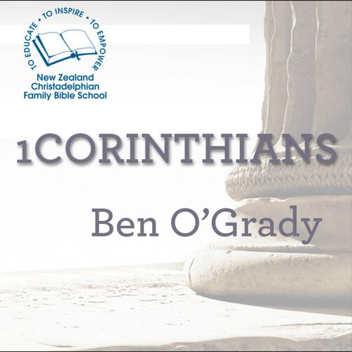 1 Corinthians: Talk 6 Thanks Be To God