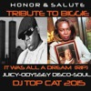 Notorious BIG - Biggie Smalls - Juicy  Odyssey Disco Soul Funk - DJ Top Cat Remix Tribute Salute