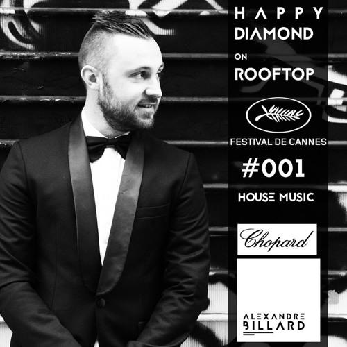 HAPPY DIAMOND on ROOFTOP #001