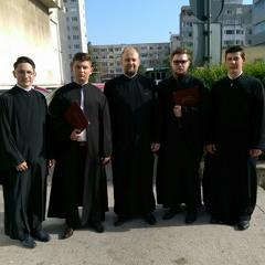 Muzica Psaltica at Biserica Sfantul Dumitru Constanta