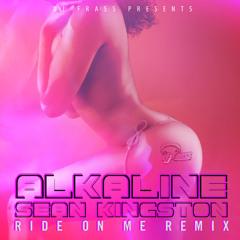 Alkaline - Ride On Me feat. Sean Kingston (Remix)[DJ Frass Record 2015]