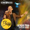 Hendri Pan #SV2 - Cinta Dan Sayang (Matthew Sayerz) LIVE at Taman Buaya Beat Club TVRI