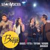 Fitta, Tiffani, Hendri, Bagus - Bahagia (GAC) LIVE at Taman Buaya Beat Club TVRI