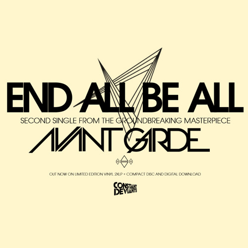 Constant Deviants - End All Be All (produced by DJ Cutt)