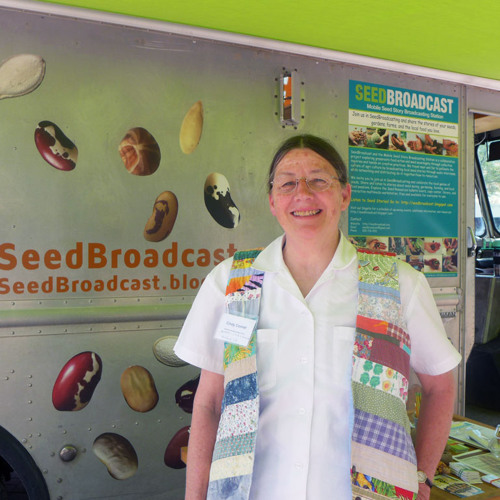 Cindy Conner talks about cherishing the gift of seeds