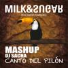 Milk And Sugar Feat. Maria Marquez - Canto Del Pilon  Vs. Miami Bitch (Dj Sacha Mashup)