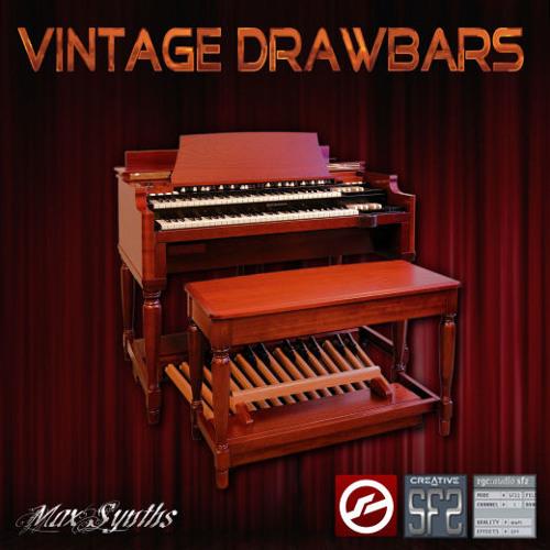Vintage Drawbars - Demo3