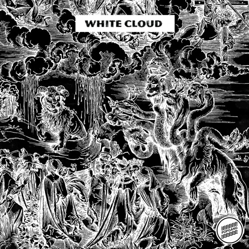WHITE CLOUD - SEVEN HEADS LP