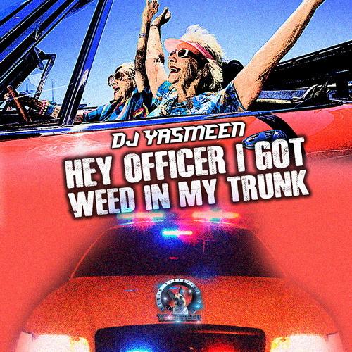 DJ YASMEEN - Hey Officer I Got Weed In My Trunk
