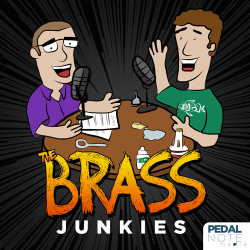 The Brass Junkies: Fredericksburg Brass Institute's Austin Boyer & Buddy Deshler