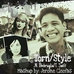 Torn/Style [Mashup: N. Imbruglia & T. Swift] by Jerome Cleofas #SCPhils