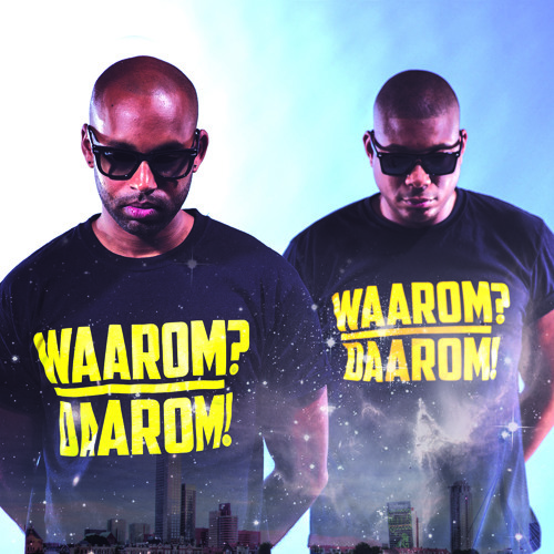 WAAROM?DAAROM! Superior ft Mc Akash - Mixtape Vol. 3