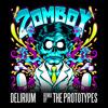 Zomboy Delirium Feat Rykka Album Cover