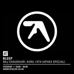 NTS: Bleep Avril 14th / Aphex Twin Special