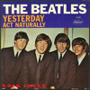 Yesterday -The Beatles (Rock Guitar Cover)