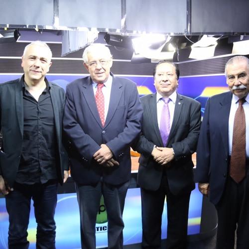 Antonio Fischetti y Francisco Miro Quesada sobre el Día Mundial de la Libertad de Prensa