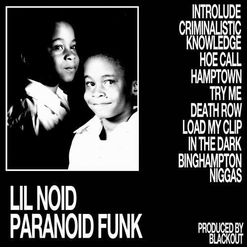 Lil Noid - Paranoid Funk [LACR017]