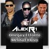 Melina Merengue En Vivo -El Torito Y Omega-