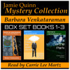 Jamie Quinn Mystery Collection: Books 1-3 - Audiobook Sample
