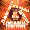 David Guetta ft. Nicki Minaj & Afrojack - Hey Mama Afrojack -  Hey Mama Nicki Minaj Lyrics,