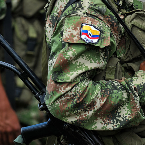 America's 50 Year War in Colombia: Death Squads & Drug Management
