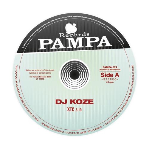 Pampa024 DJ Koze - XTC E.P.