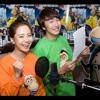 (EP143) Running Man - Heartbeat - Ji Hyo & Kwang Soo