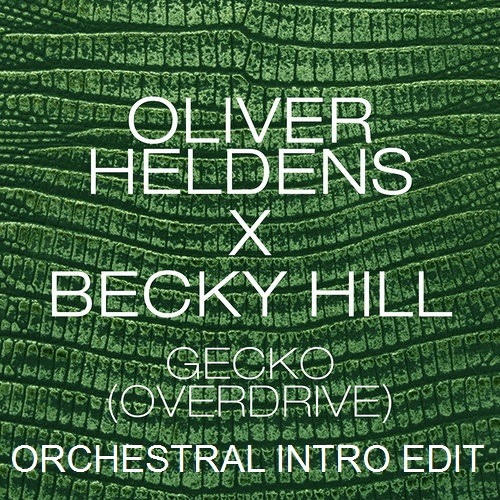 Orchestral intro Gecko - Oliver Heldens