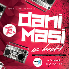 Dani Masi - WakeUp Party Medellin (Colombia, May 2015)