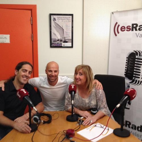 Bruno Y Taller De Independencia EsRadio 26may 2015