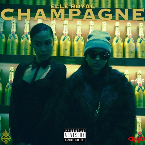 Champagne Featuring Showtyme SoEasy